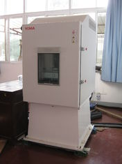 Accurate Dual Axis Motion Simulation Test System with Temperature Chamber