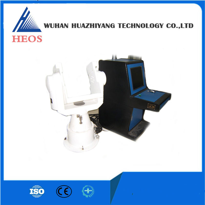 Three Axis Position Rate Swing Test Table with Temperature Chamber